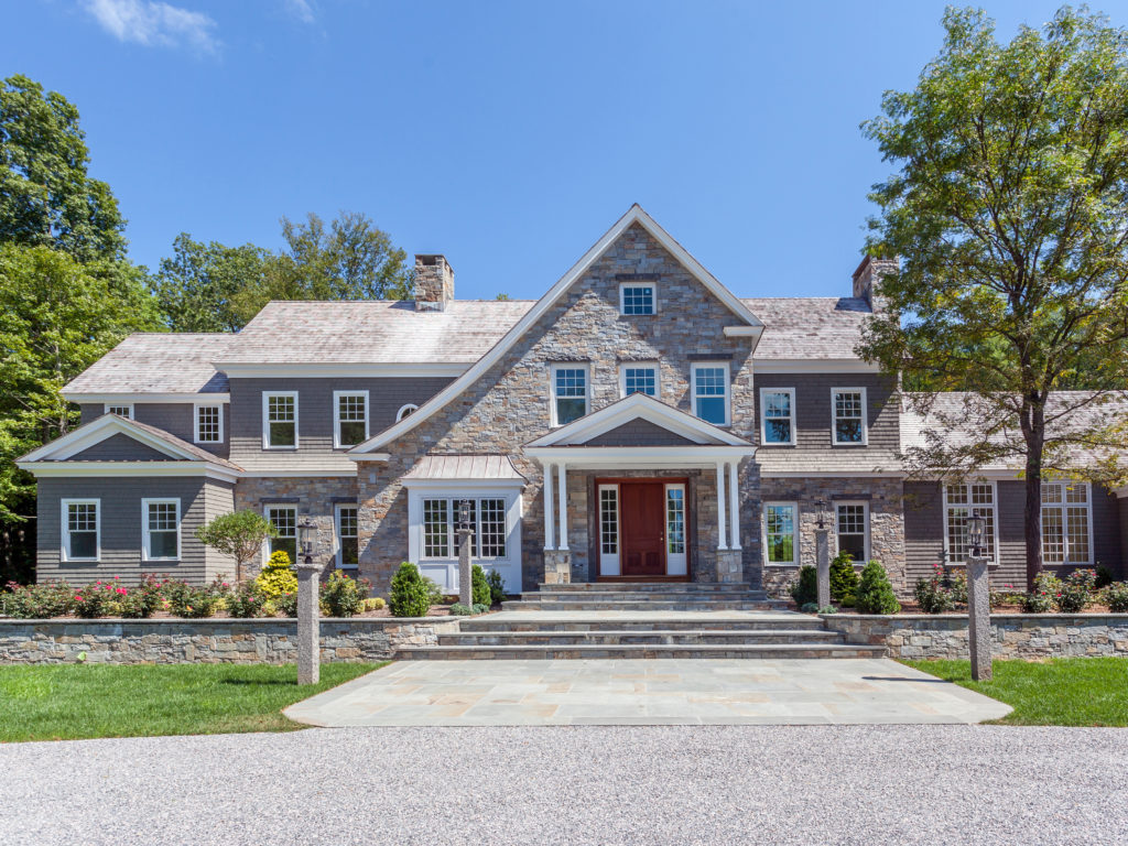 Custom Luxury Homes in Fairfield County CT